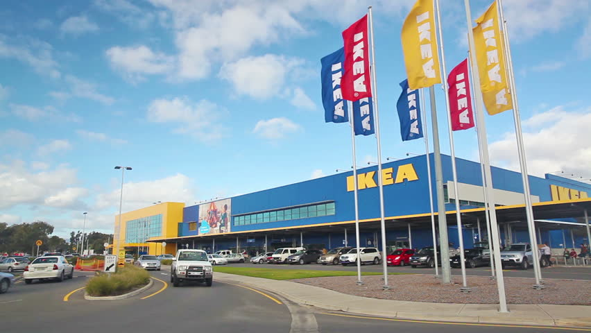 Naples Italy September 5 Interior Of Ikea Payment At The Cash Ikea Is The World 39 S Largest