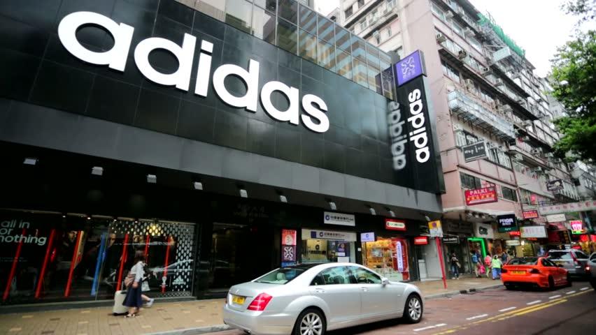 adidas company