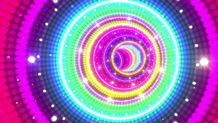 Tunnel Light Neon Tube.