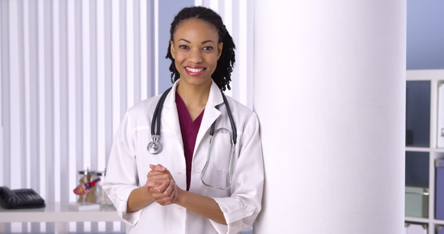blackwoman doctor