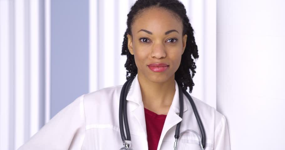 blackwoman doctor