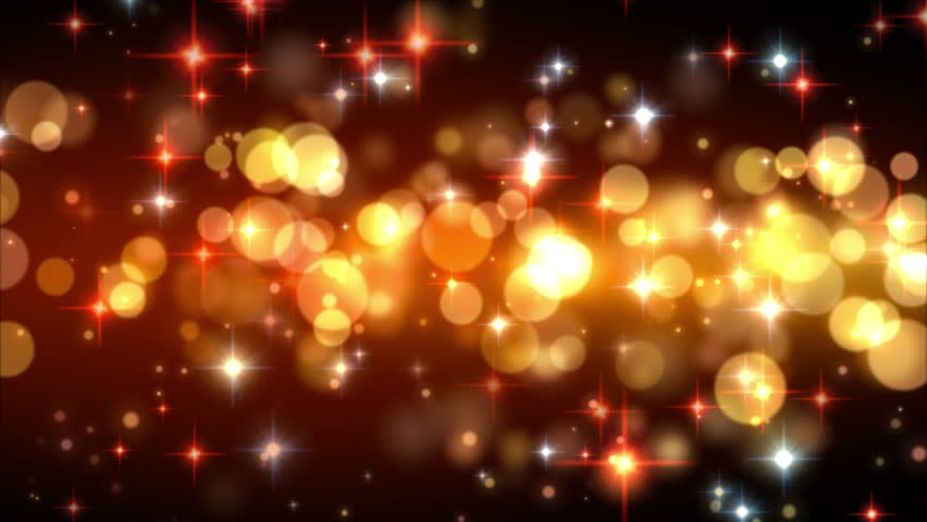 Abstract motion background, shining light, stars, particles, energy waves, seamless looping. | Shutterstock HD Video #7064311