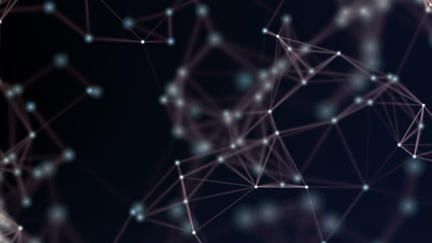 Abstract network animation. HD1080 Seamless loop | Shutterstock HD Video #7070314