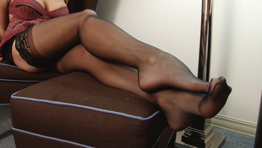 Video Clips Stockings Lingerie 3