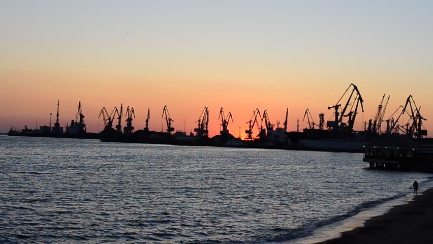 Seaport    Shutterstock HD Video #7178512