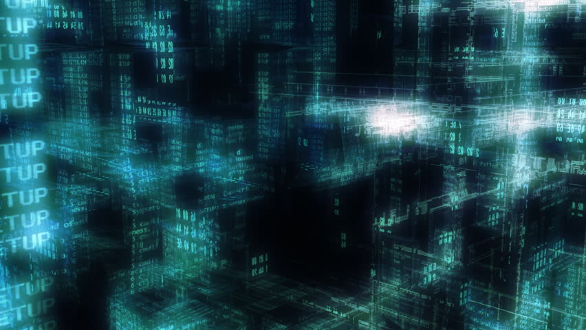 Matrix cyberspace