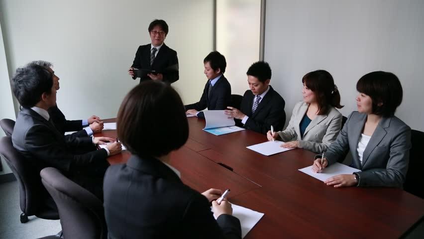 meeting japanese men