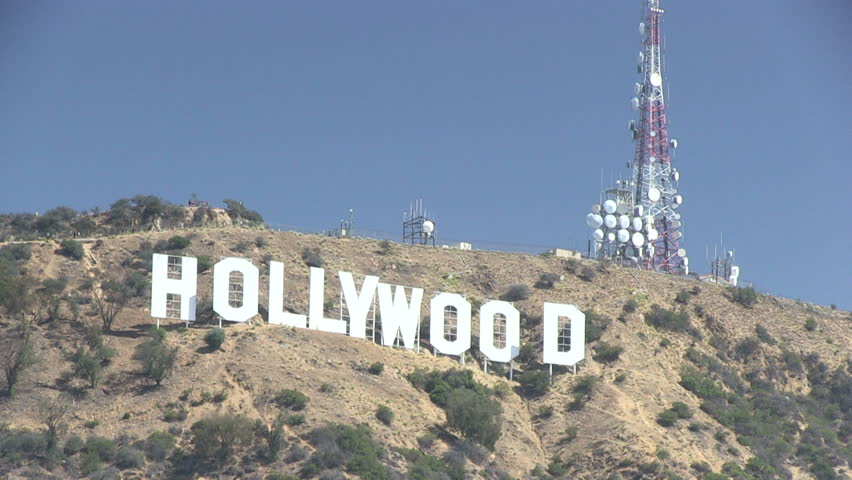 how tall are the hollywood letters los angeles september 19 sign on september 19 10296 | 1