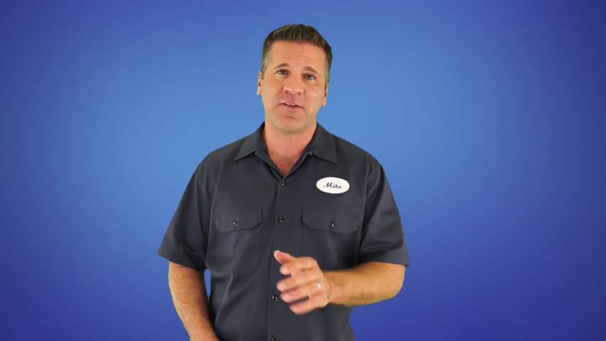A Spokesperson Does a Generic Commercial For Any Pest Removal Company