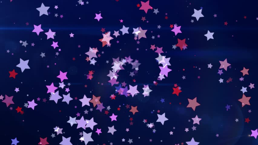 Fairy Dust Stars Magical Fantasy Animated Backgrounds