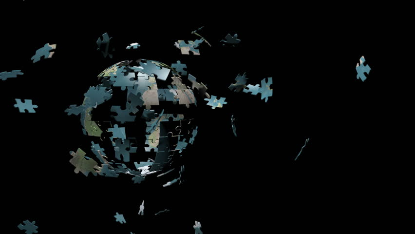 Earth Puzzle 4K version 2