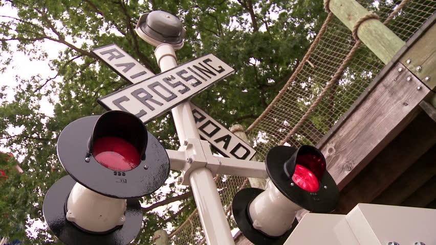 train crossing border.mov - HD stock footage clip
