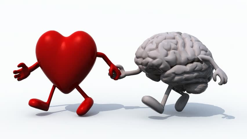 running head the left brain vs Add in feel-good brain chemicals triggered by running, and your brain is at its best what's  we're in left-brain territory  starting at your head and working.