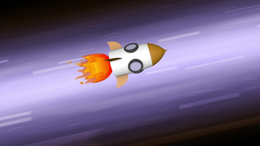 This rocket ship animation is perfect for video productions with themes ranging from journey, technology, re-branding, mission - vision, to kids and entertainment.