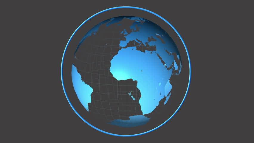 spinning globe clip art animation - photo #17