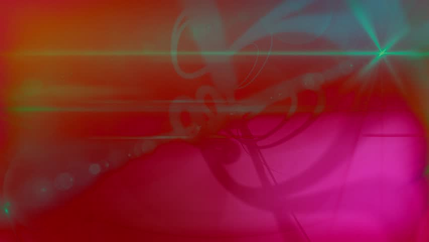 4K High Res Motion Backgrounds Lens Flare Organic Lines