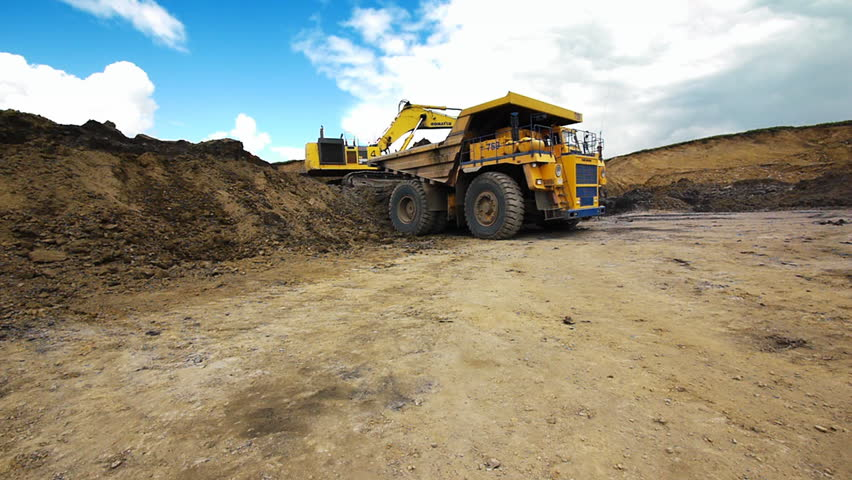 how to extract copper from open pit mining