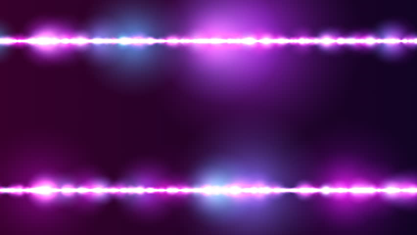 Purple Dancing Lights - HD stock video clip