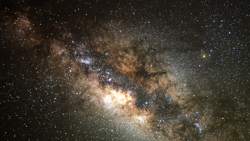 4K Astrophotography time lapse of milky way galaxy shot at Mauna Kea Observatories in Hawaii