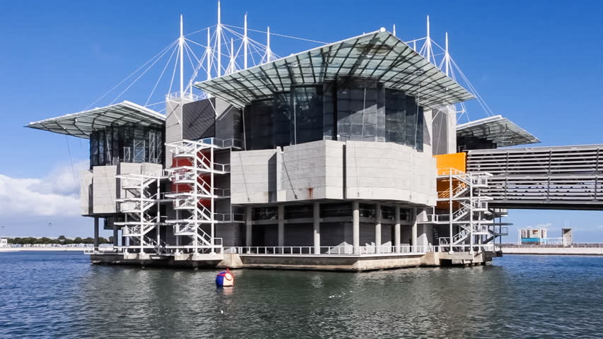 lisbon portugal february 01 2015 lisbon oceanarium the second largest oceanarium - Biggest House In The World 2015