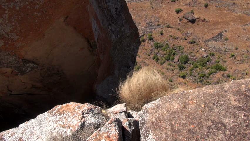 Mountains at the upstate of Madagascar Fianarantsoa, Madagascar July 2014   Shutterstock HD Video #8795749