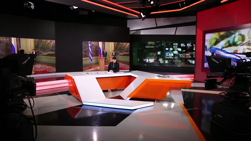 News anchor stock footage video shutterstock for Find and design tv show