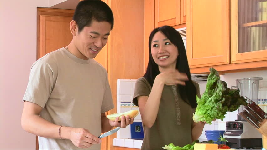 Healthy food footage page 2 stock clips for Xnxx in the kitchen