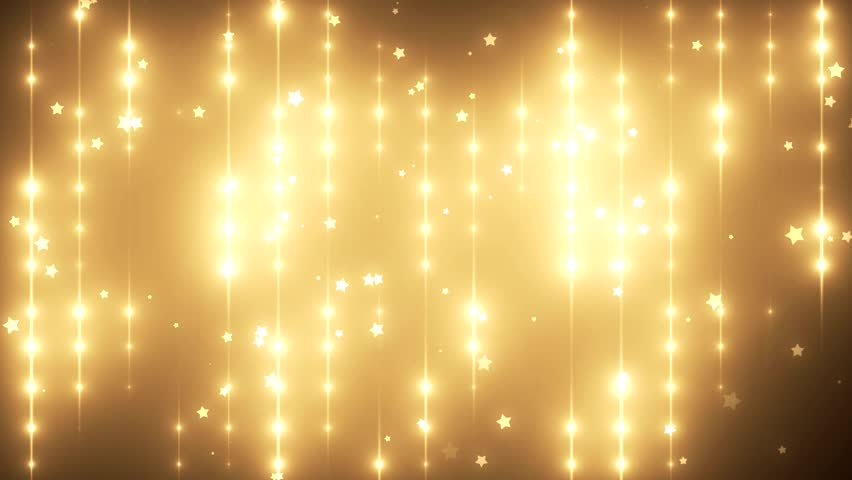 Floodlights disco background with particles. Gold creative bright flood lights flashing. Seamless loop. look more options and sets footage  in my portfolio | Shutterstock HD Video #8867956