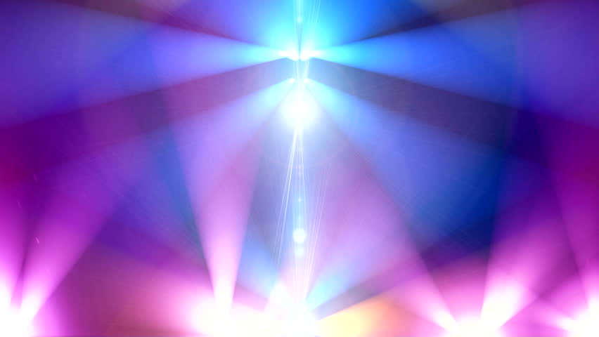 Laser light and concert scene ( Series 3 + Version from 1 to 16 )  - HD stock video clip