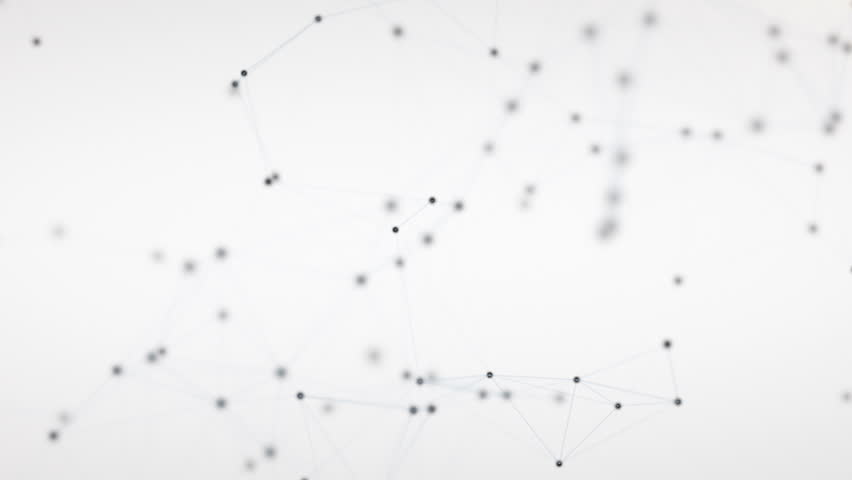 Abstract network animation. HD1080 Seamless loop | Shutterstock HD Video #9030424