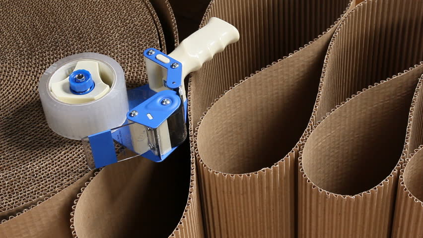 Image result for taping up a box