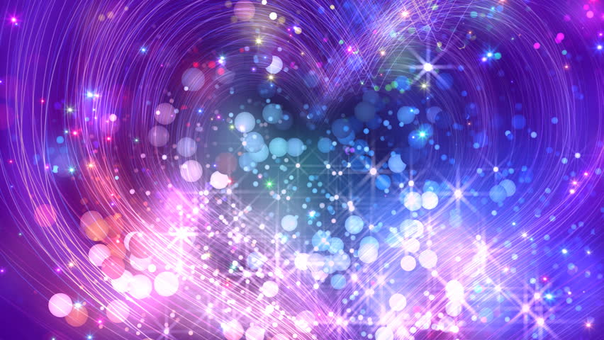 Colorful Sparkling Background.