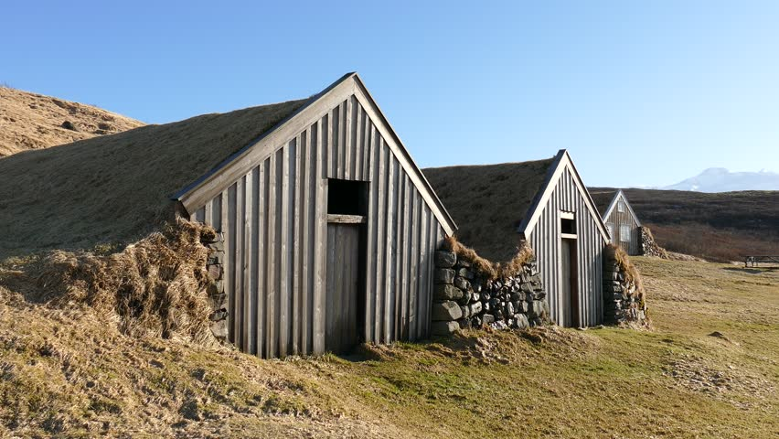 how to build a sod house