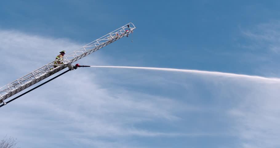 Header of Aerial Ladder
