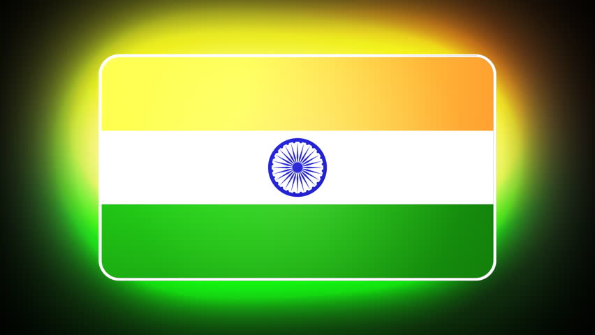Indian Flag Images Hd720p: HD Loop Stock Footage Video 900712
