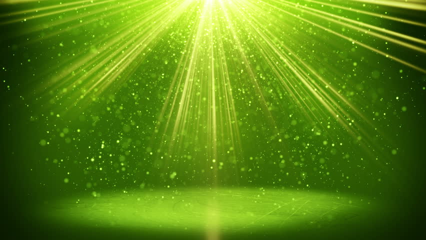 green rays background - photo #28